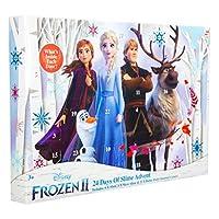 アナと雪の女王2 アドベントカレンダー アナ雪2 ディズニー アドベントカレンダー セット スノースライム クリスマス お誕生日 [並行輸入品]