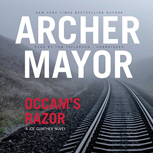 Occam's Razor audiobook cover art