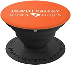 Clemson Coordinates Death Valley SC Shirts Men Women Gift PopSockets Grip and Stand for Phones and Tablets