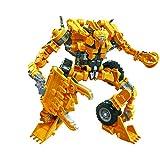 Transformers- Figura de acción Toys Studio Series 60 Voyager Class Revenge of The Fallen Movie Constructicon Scrapper – A Partir de 8 años, 6.5 Pulgadas (Hasbro E7213UL0)