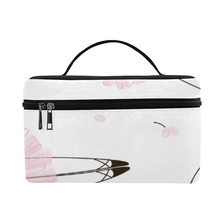 GXMAN メイクボックス コスメ収納 化粧品収納ケース 大容量 収納ボックス 化粧品入れ 化粧バッグ 旅行用 メイクブラシバッグ 化粧箱 持ち運び便利 プロ用 バレエ