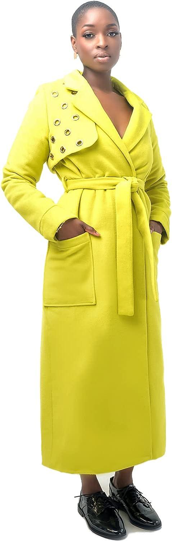 Product Pantora Women's Nicki Coat Trench Max 80% OFF Grommet