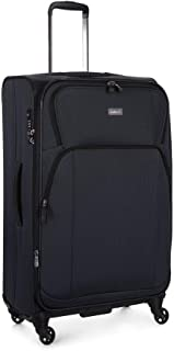 Antler UK | Airstream II Collection | Suitcase | Luggage | Trolley | Carry on | Travel bag | Large size | Charcoal color