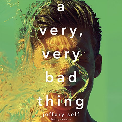 A Very, Very Bad Thing audiobook cover art