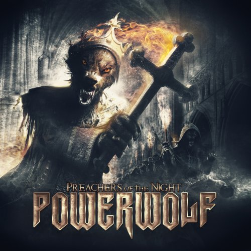 Powerwolf: Preachers Of The Night (Audio CD (Limited Edition))