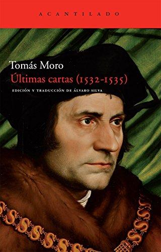 Últimas cartas (1532-1535) (Acantilado)
