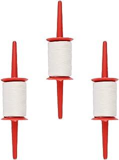 CLISPEED 3Pcs Carretel de Pipa Com Corda de Pipa Corda Acessório Linha de Pipa Ferramenta de Esportes Ao Ar Livre para Emp...
