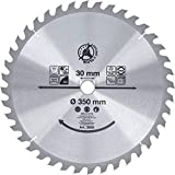 BGS in metallo duro per sega circolare, Diametro 350mm, 3958