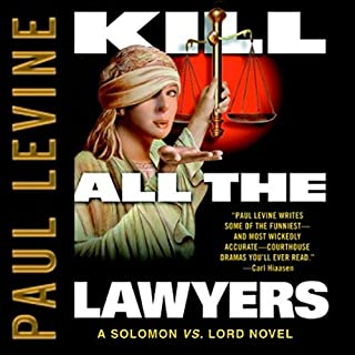 Kill All the Lawyers audiobook cover art