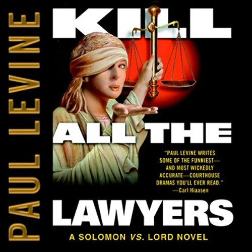 Kill All the Lawyers cover art