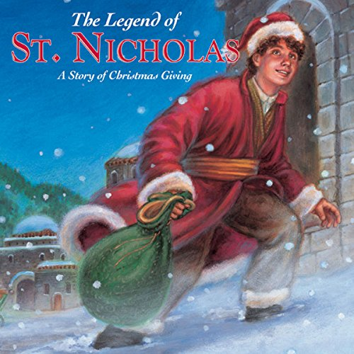 The Legend of St. Nicholas audiobook cover art