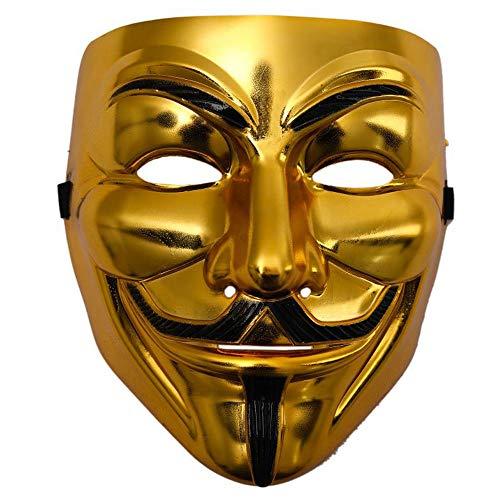 Hackers Mask V for Vendetta Anonymous for Kids Boy Girl Men Women - http://coolthings.us