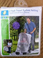 Babies R Us Travel System Stroller Netting - by Babies R Us