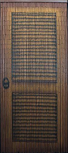 ABeadedCurtain 90 String Louver Door Beaded Curtain Handmade with 2880 Beads
