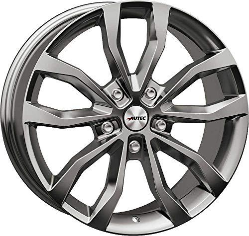 Autec Felgen UTECA 9.0x21 ET35 5x112 SIL für Audi A7 A8 Q5 Q7 RS 7 S7 S8 SQ5 SQ7