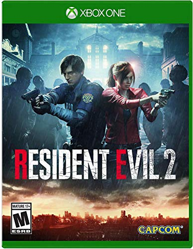 Resident Evil 2 – Standard Edition – Xbox One