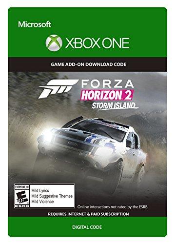 Forza Horizon 2 Storm Island - Xbox One Digital Code