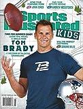 Sports Illustrated Kids Magazine (July, 2019) TOM BRADY Cover, John Isner, Andrew McCutchen, Simone Biles