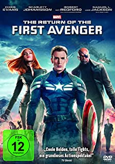 The Return of the First Avenger (Coverbild kann abweichen)