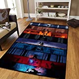 Star Wars Area Rug Living Room Carpet Local Brands - Home Decor - Bedroom Living Room Decor, Living Room Rugs, Floor Decor- 3x5 4x6 5x8 ft YouSet Decor (5ftx8ft)