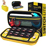 Case for Nintendo Switch Lite - Orzly Protective Carry Case