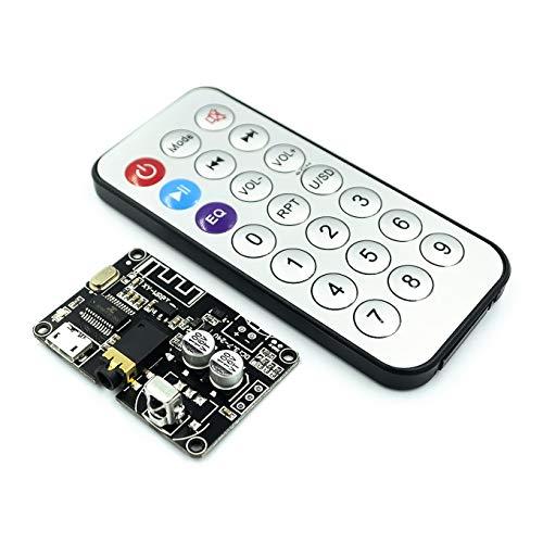 IGOSAIT Receptor de audio Bluetooth Bluetooth 5.0 mp3 sin pérdidas decodificador inalámbrico módulo de música estéreo (color: 2)