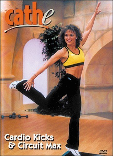 Cathe Friedrich Cardio Kicks And Circuit Max DVD - region 0