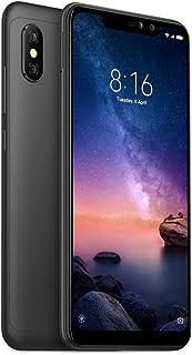Smartphone Xiaomi Redmi Note 6 Pro Dual Android 8.1 Tela 6.26 32GB Camera Dupla 12+5MP - Preto