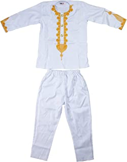 Parent-Child Clothes Sets Traditional Embroidery Dashiki African Riche Daddy and Me Outfits