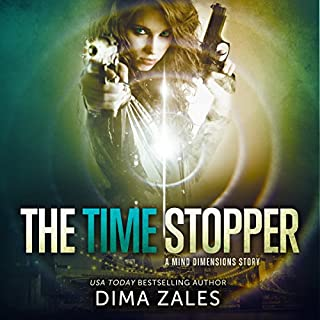 The Time Stopper cover art