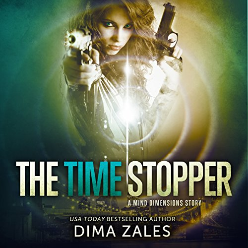 The Time Stopper Titelbild