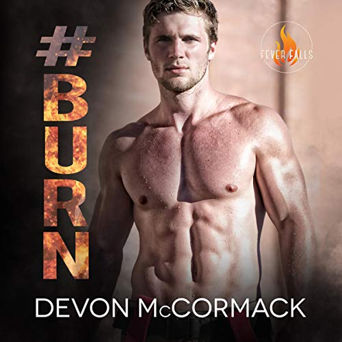#Burn cover art