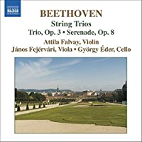 String Trios by BEETHOVEN (2006-11-21)