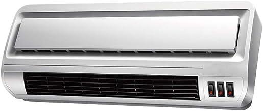 Calentador pequeño, baño doméstico Impermeable de Alta Potencia montado en la Pared, Aire Acondicionado pequeño 2000W de Alta Potencia