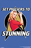 The Big Bang Theory Poster Set Phasers To Stunning! (55,9cm