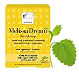 New Nordic Melissa Dream - Pack of 40 Tablets by New Nordic Manufacturing