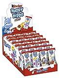 kinder Happy Hippo Cacao Einzelriegel, 28er Pack (28 x 20,7 g Riegel)