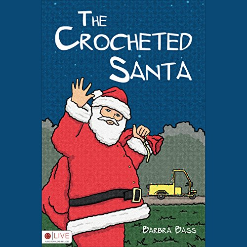 The Crocheted Santa cover art