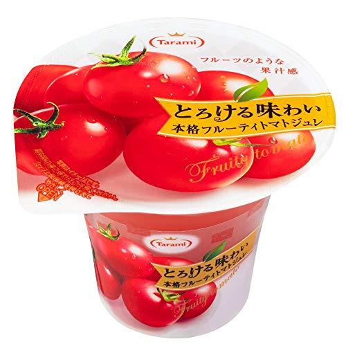 たらみとろける味わい本格フルーティトマトジュレ210g×6個