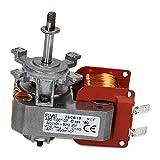 Heißluftherdventilator Ventilator Heißluft Backofen Herd Electrolux AEG 337067309
