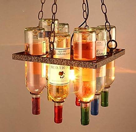 Amazon.es: Lamparas Botellas - 50 - 100 EUR: Iluminación