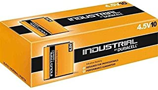 Duracell ID1203 battery Industrial, 4.5V x 10
