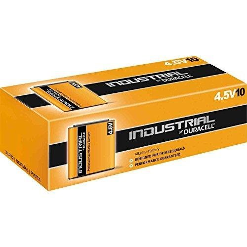 Duracell ID1203 Industrial Batterie, 4.5V x 10