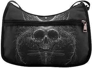 111111 Laptop Bag Messenger Bag Alastor Hell Demon 3D Printed Handbag Business Shoulder Bag for Men Boys