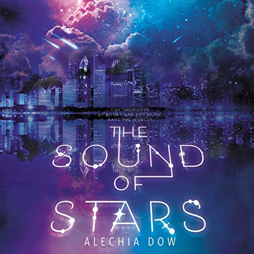 The Sound of Stars audiobook cover art