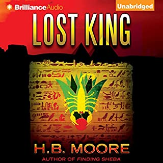 Lost King audiobook cover art
