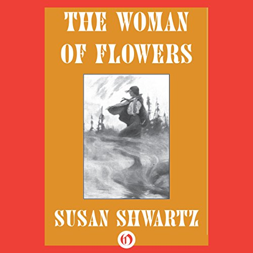 The Woman of Flowers audiobook cover art