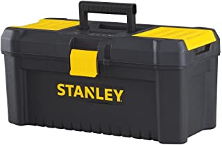 """Stanley Tools and Consumer Storage STST16331 Stanley Essential Toolbox, 16"""", , Black/Yellow"""