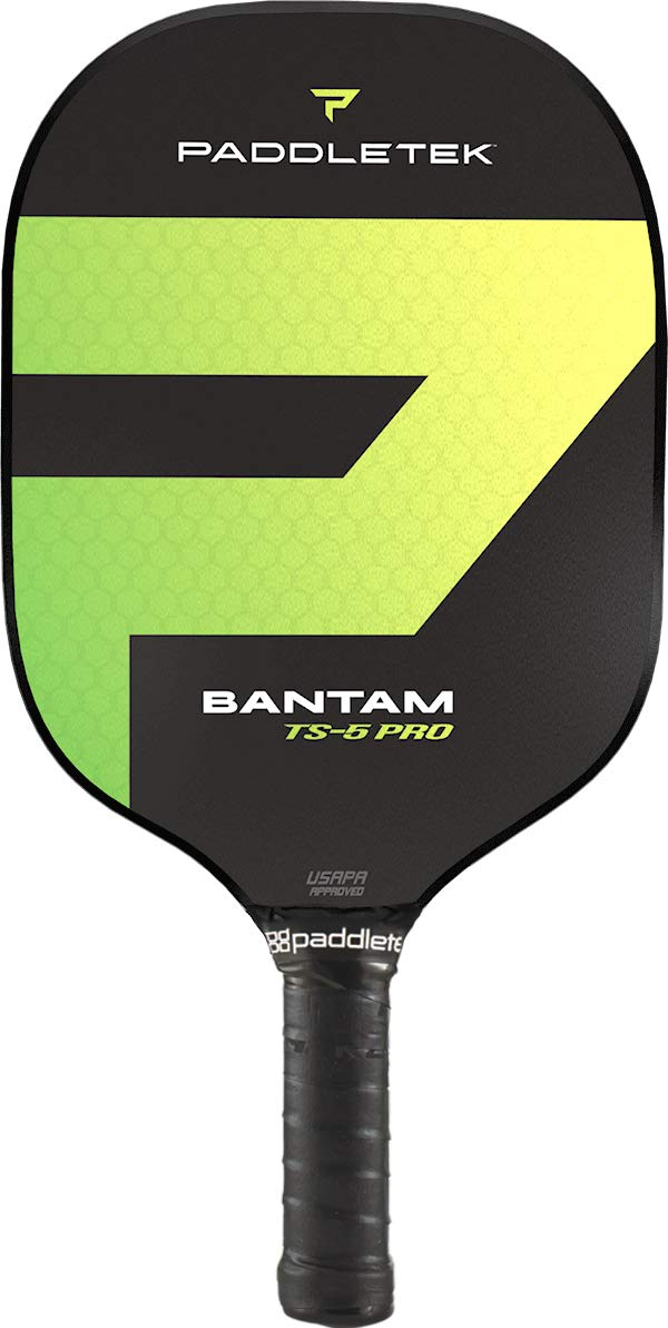 Paddletek Bantam TS-5 Pro Composite Pickleball Paddle -5PGK