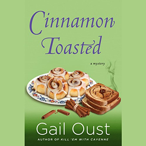 Cinnamon Toasted audiobook cover art